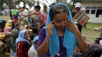 রোহিঙ্গাদের ওপর পরিকল্পিত যৌন নির্যাতন করেছে মিয়ানমার