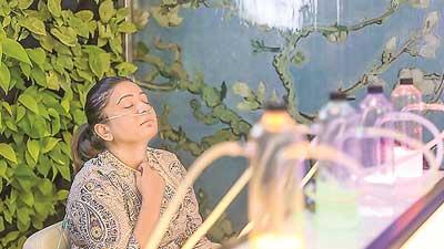 দিল্লিতে অর্থের বিনিময়ে মিলছে বিশুদ্ধ বাতাস