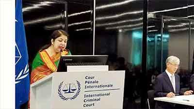 'রোহিঙ্গা বিতাড়নে আইসিসি'র 'রুলিং' প্রত্যাশা করে বাংলাদেশ'