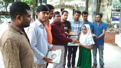 দরিদ্র শিক্ষার্থীদের পাশে 'শিশু প্রতিভা বিকাশ কেন্দ্র'