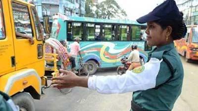 কাল থেকে রাজধানীতে বিশেষ ট্রাফিক কার্যক্রম চলবে