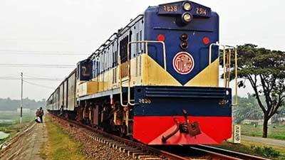 বগি লাইনচ্যুত, ঢাকা-সিলেট রেল যোগাযোগ বন্ধ