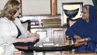 রোহিঙ্গা প্রত্যাবাসনে যুক্তরাজ্যের চাপ অব্যাহত থাকবে