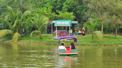 বেঁচে থাক জিন্দা পার্ক