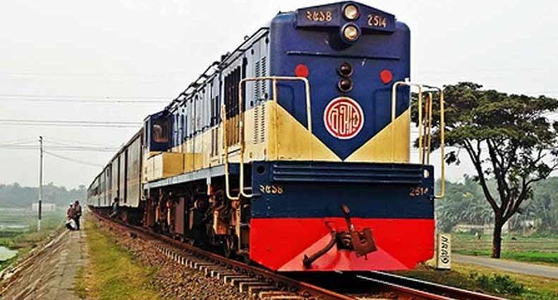 ইঞ্জিন লাইনচ্যুত, সিলেটের সঙ্গে রেল যোগাযোগ বন্ধ